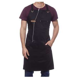 1. ARAWAK BRAVE Chef Kitchen BBQ Grill Apron for Women/Men