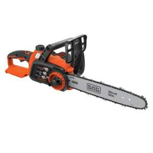 1. BLACK+DECKER LCS1240 40V MAX 12-Inch Cordless Chainsaw
