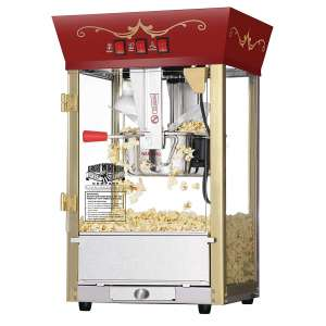 Great Northern Popcorn 8 Oz Antique Popcorn Machine