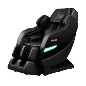 1. Kahuna SM-7300 Top Performance Black Massage Chair