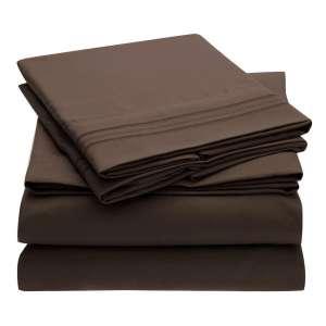 1. Mellanni Bed Sheet Set