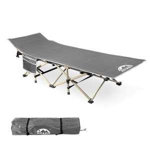 ARAER 450lbs Camping Cot Bed