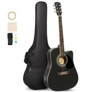 ARTALL 41-Inch Handcrafted Acoustic Guitar