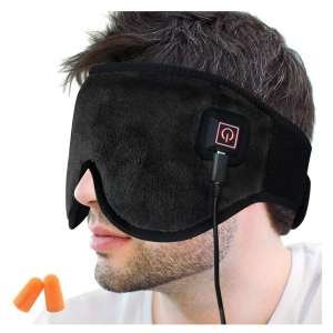 10. Creatrill X-Large Heated Eye Mask