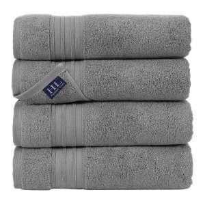 10. Hammam Linen Ultra-Soft Turkish Bath Towels