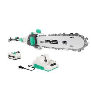 LiTHELi 40V Cordless Pole Saws - 2.5AH Battery & Charger