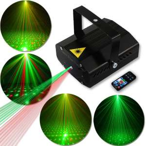 SPOOBOOLA Laser Light Projector