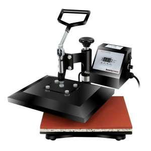 10. Super Deal Pro T-Shirt Heat Press Sublimation Machine