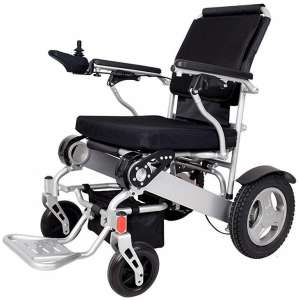 WISGING Folding Electric Wheelchair
