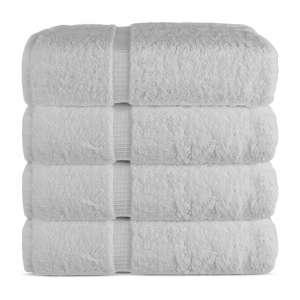 2. Chakir Turkish Linens 100% Genuine Bath Towels