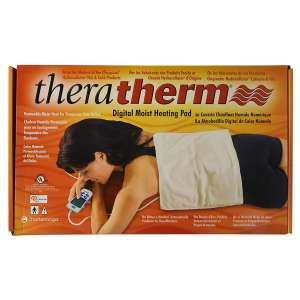 2. Chattanooga Automatic Theratherm Standard Moist Heat Pack