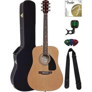 Fender Dreadnought Acoustic Guitar