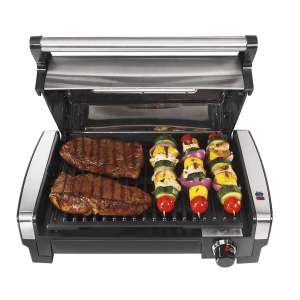 Hamilton Beach Smokeless Indoor Grill