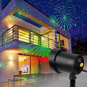 WSTECHCO Laser Light Projector