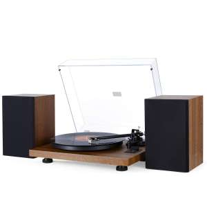 1 BY ONE Wireless Turntable