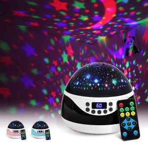 3. Ananbros Remote Baby Night Light