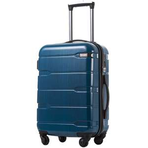 COOLIFE Luggage Expandable Spinner with Built-in TSA Lock