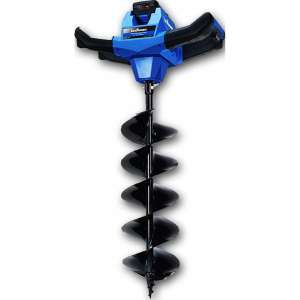 Landworks Electric Ice Augers