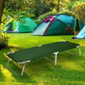 Magshion Portable Military Camping Cot Bed