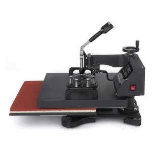 3. Mophorn 15 x 15-inches T-Shirt 1050W Heat Press