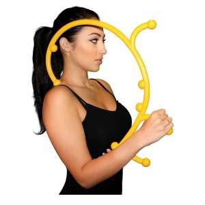 3. Nayoya Back Hook Massager Tool