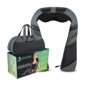 3. RESTECK Neck and Back Massager with Heat