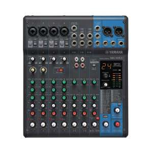 Yamaha Mg10Xu 10-Input Audio Mixing console With Effects