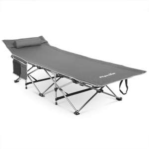 Alpcour Folding Camping Cot Bed
