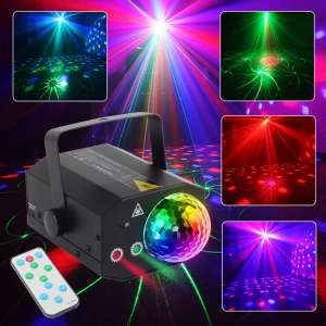 CHINLY Party Laser Lights Projector