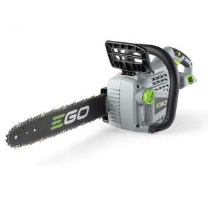 4. EGO Power CS1400 56-Volt 14-Inch Lithium-Ion Cordless Chainsaw