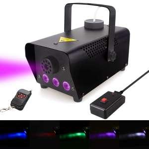 Luditek 400W Fog Machine with Lights