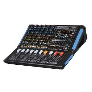 AMX7333-Professional 8-Channel Audio Mixer from Audio2000'S