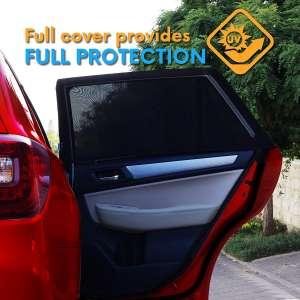ATK Essential Products Car Window Shades