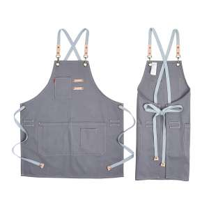 5. COOLYOUTH Cotton Grill Master Aprons for any gender