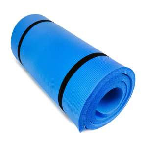 5. Crown Sporting Goods Thick Yoga Mat