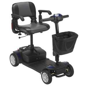 Drive Medical 4-Wheel Travel Power Scooter