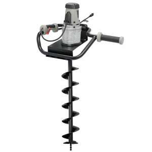 Hiltex 10525 Electric Ice Auger with 4-inch Bit