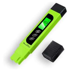 5. HoneForest Digital TDS-Meter (Green)
