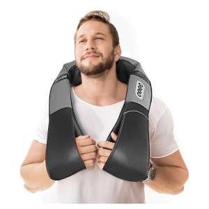 5. InvoSpa Neck Massager with Heat