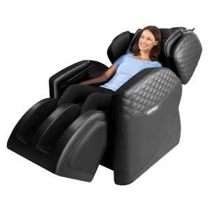 5. LernonlElectric Shiatsu Luxurious Full Body Massage Chair Recliner