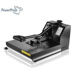 5. PowerPress Industrial T-Shirt Heat Press