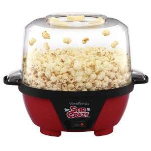 West Bend Stir Crazy Electric Popcorn Machine
