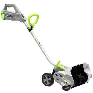 Earthwise 40V Cordless Electric Snow Shovels
