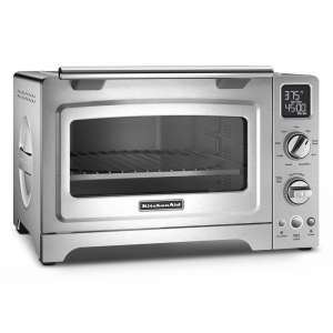 KitchenAid Stainless Steel 12-Inch Countertop Oven