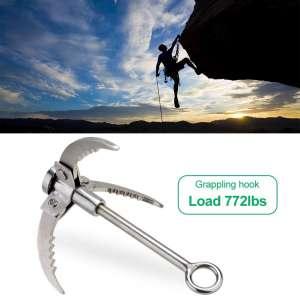 PFCKE Grappling Outdoor Survival Climbing Claw