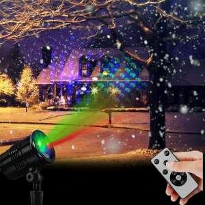 TOFU LIGHT Christmas Laser Lights