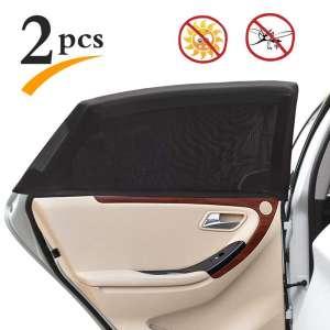 Uarter Universal Car Rear Side Window Sun Shade