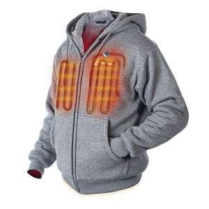 Venture Heat Heated Hoodie Coat
