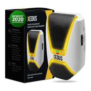 XEDUS Ultrasonic Pest Repeller