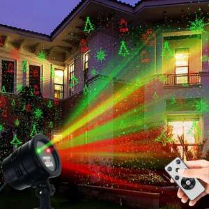 YINUO LIGHT Christmas Laser Lights